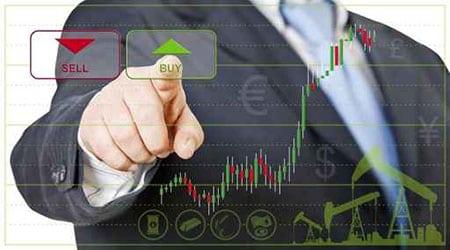 businessman trader
