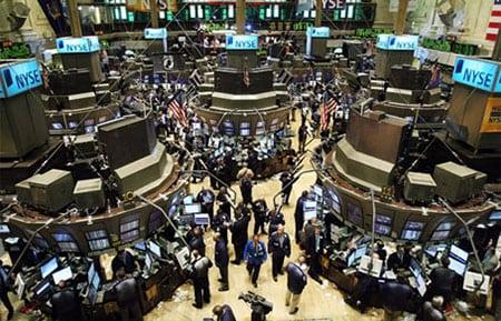 Торговля на американской фондовой бирже