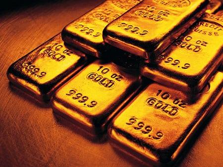 Общий анализ золота